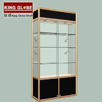 玻璃 HQ-011展示柜