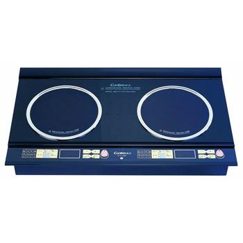 康宝 黑色玻璃面板按键式 电磁炉