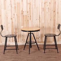 铁艺支架结构移动艺术欧式 咖啡桌