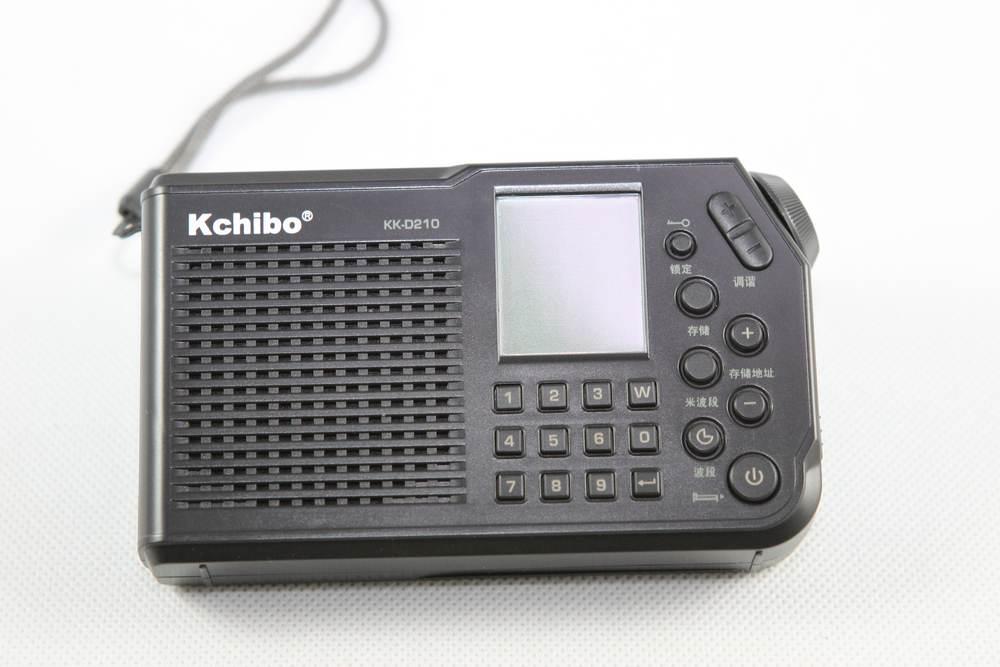 凯隆 数字调谐便携式5号全国联保 收音机