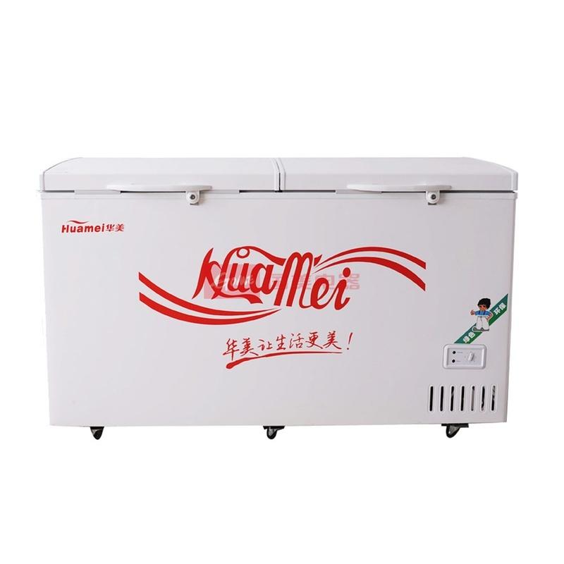 华美 1098L机械式定频 冷柜