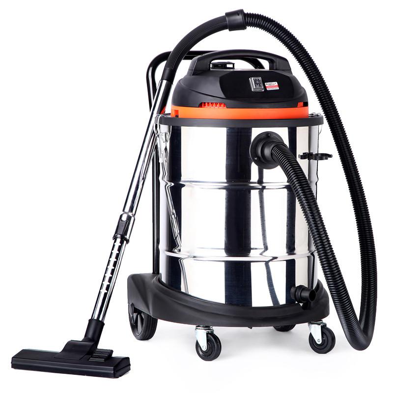 杰诺 橙黑擦吸二合一地刷立式(含筒式)杰诺干湿两用式 吸尘器