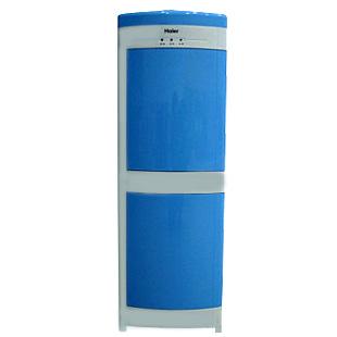 海尔 蓝色冰热台式 饮水机