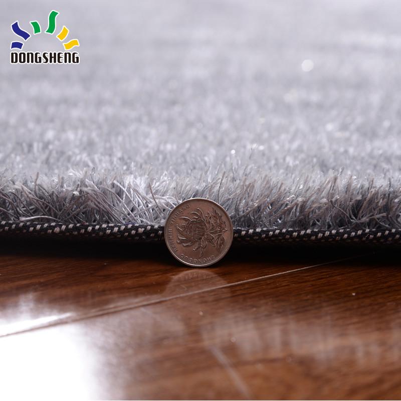 东升 银灰紫色香槟色驼色纯色长方形欧美机器织造 地毯