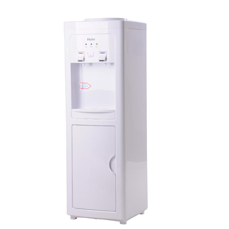 海尔 白色温热立式 饮水机