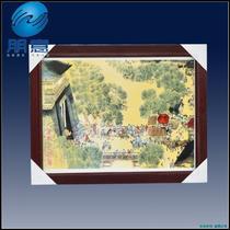 陶瓷田园 pybh049瓷板画
