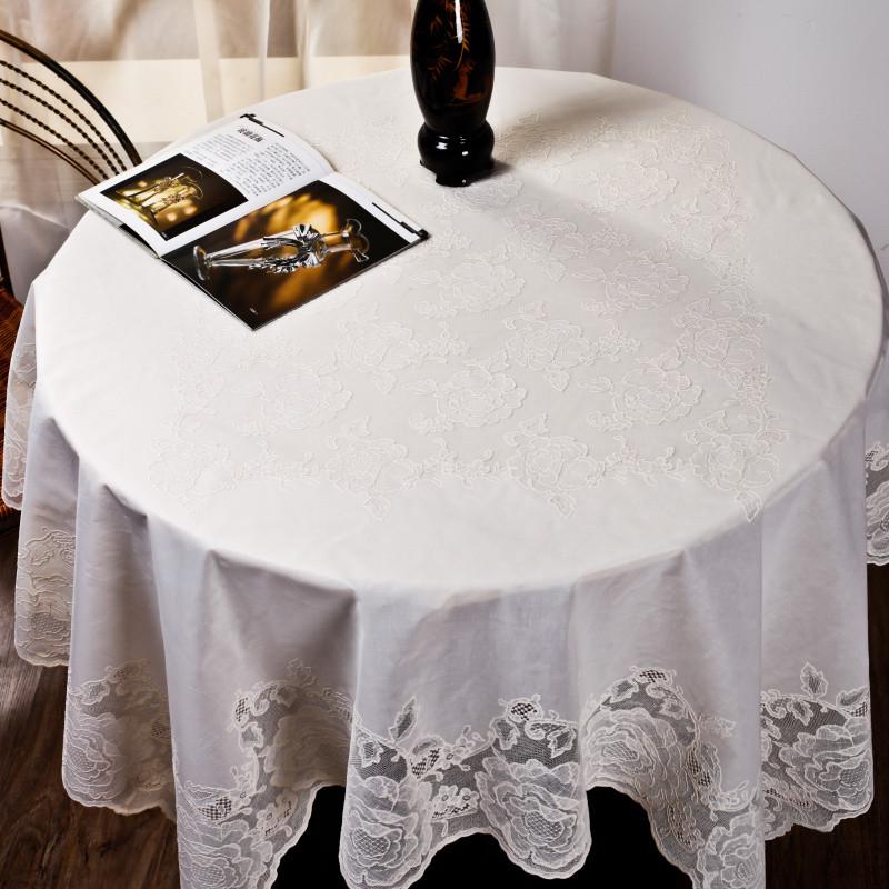 风爵dia rose-圆桌布