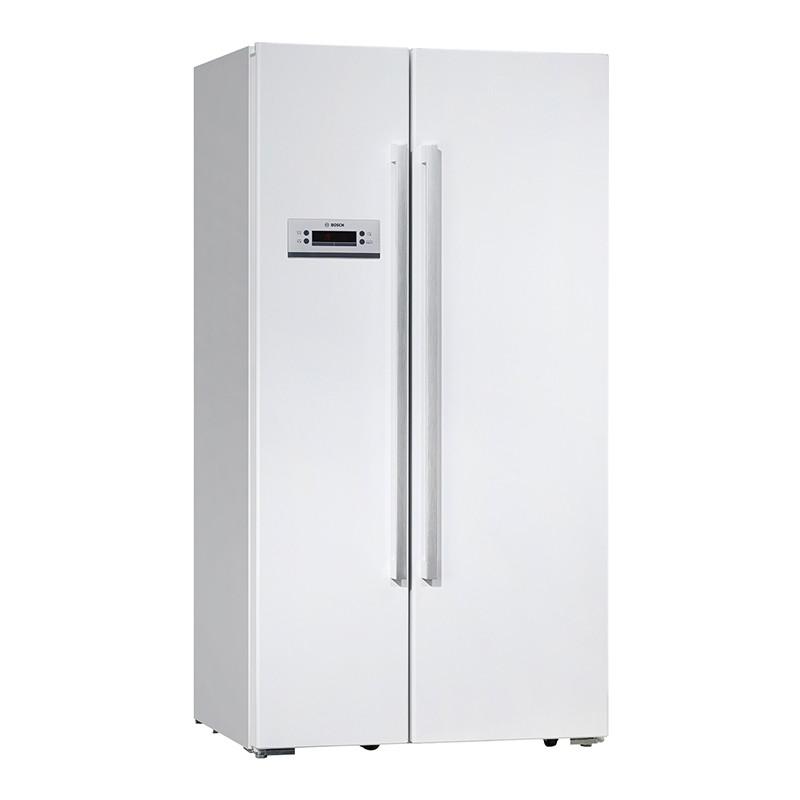 博世 对开双门式冷藏冷冻KAN62V21TI冰箱 冰箱