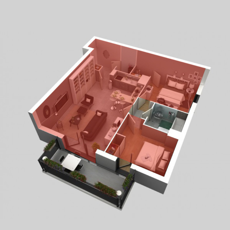 ITOO智能家居 家庭智能化套装--系列 HAS-C1智能家居套装