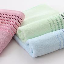 竹纤维洁面美容毛巾百搭型 美容巾