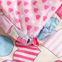 棉布蚕丝 婴儿睡袋