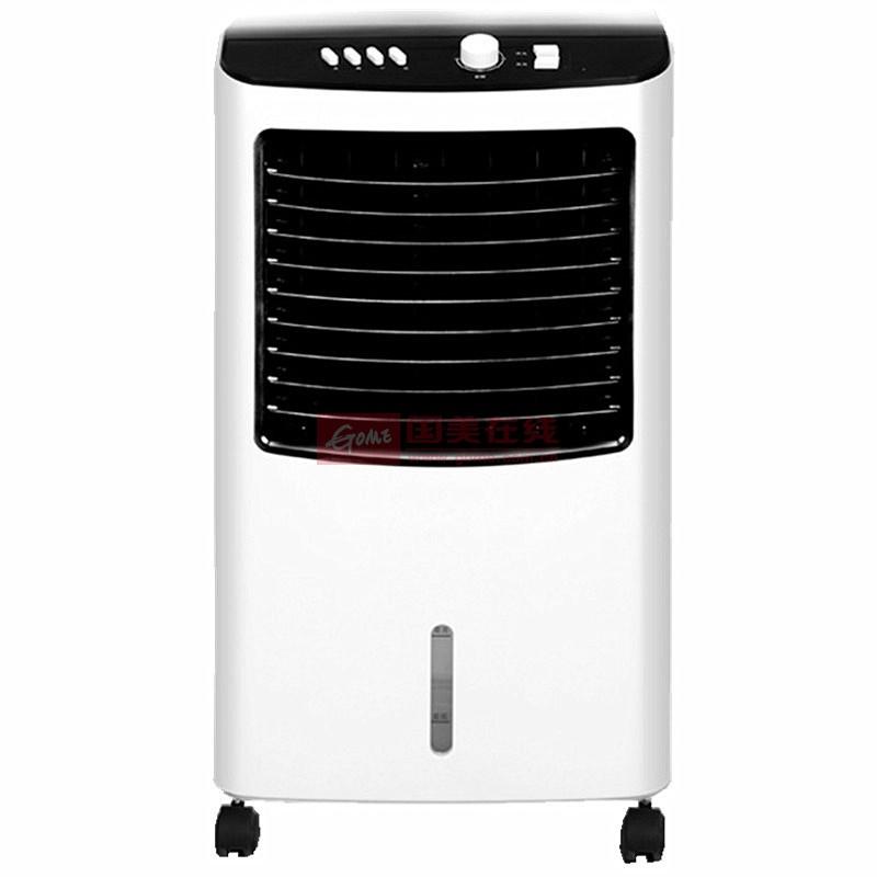 佳星 白色风道黄金角原理来回送风不锈钢高端/进口小于或等于64dB3档单冷型机械版 冷风扇