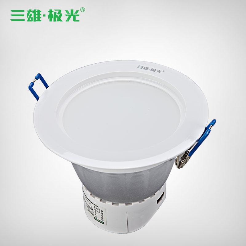 三雄·极光 铝合金LED PAK560154筒灯