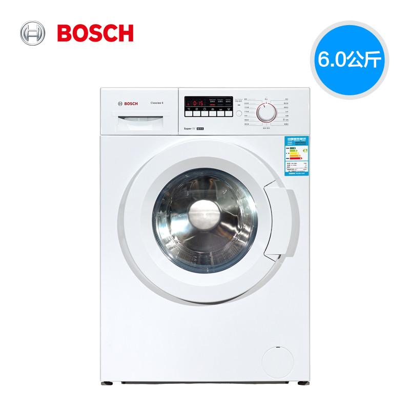 博世 全自动前开式 XQG60-WAX202C00W洗衣机