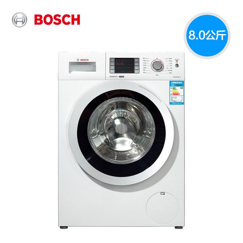 博世 全自动前开式 XQG80-WAS284C00W洗衣机