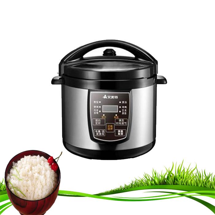 艾美特 蒸,煮,煲,炖,焖微电脑式 cy506e电压力锅
