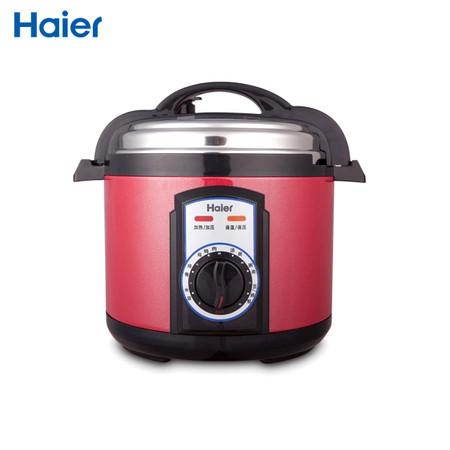 海尔 蒸、煮、煲、炖、焖机械式 HPC-YJ607电压力锅