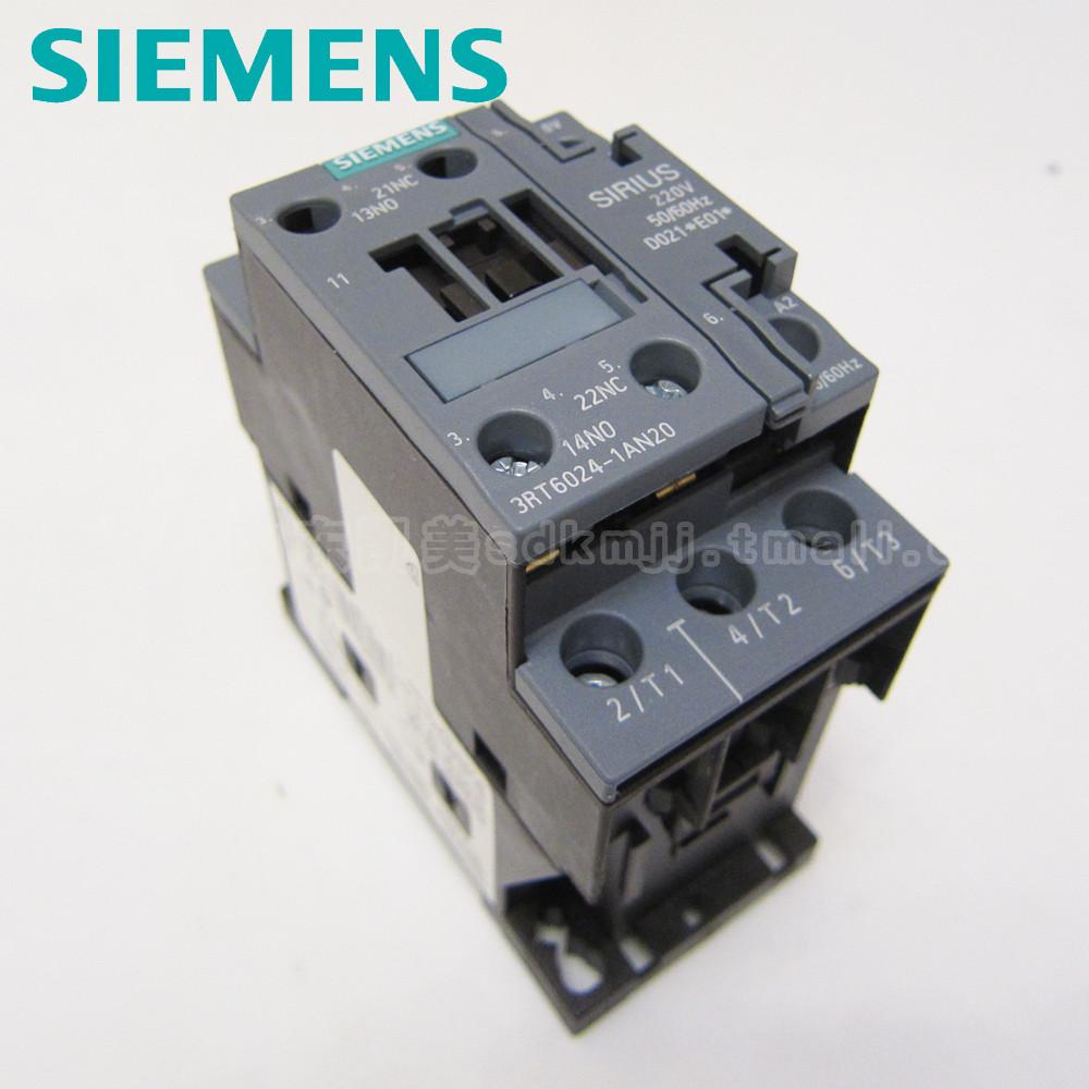 西门子 一开一闭 3RT6024-1AN20继电器