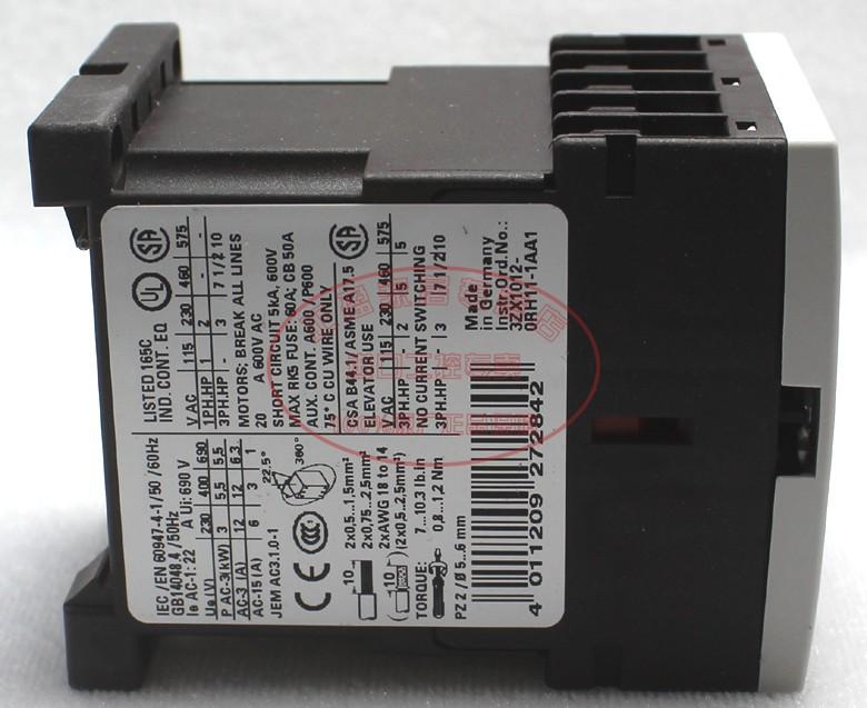 西门子 ???3RT1017-1AP01继电器