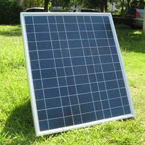 硅系列 40W18V多晶板太阳能电池板