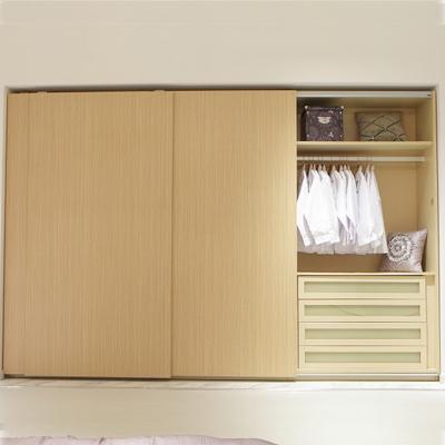 大自然温莎堡衣柜 推拉门大自然温莎堡定制衣柜定制衣柜