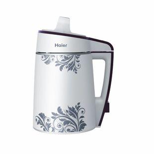 海尔 白色不锈钢1.3L 豆浆机