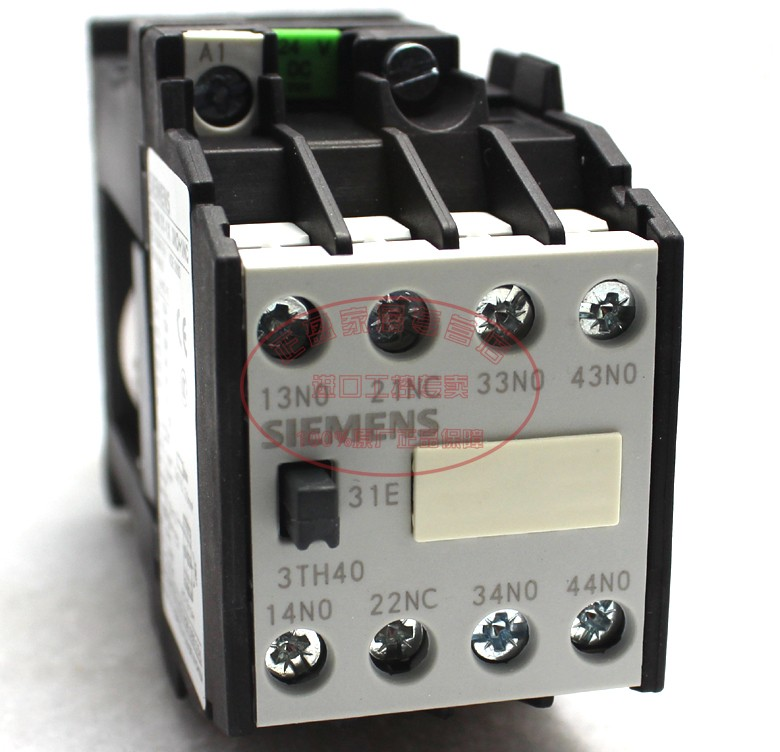 西门子 转换型 3TH4031-1XB4继电器