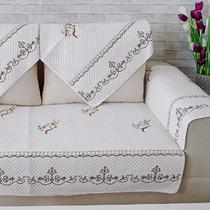 布植物花卉组合沙发欧式 沙发垫