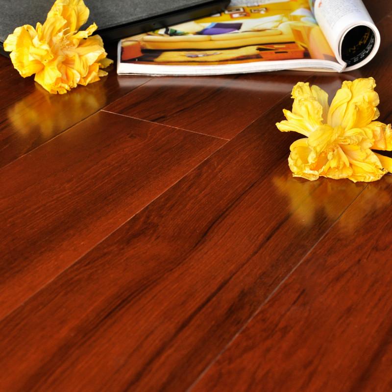 大自然 桉杂 柚木多层地板