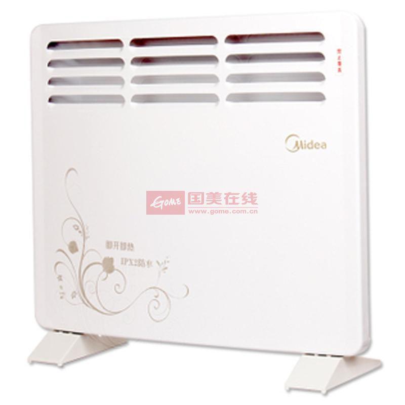 美的 20㎡左右中端高性价比机械式50HZ对衡式取暖器 取暖器