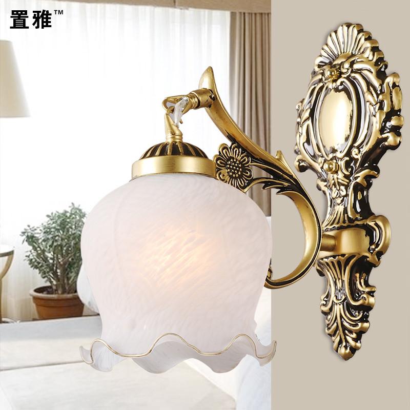颜色分类 仿古铜白描金 灯身材质 铁 风格 欧式 工艺 喷漆磨砂 灯具是