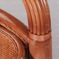 植物藤编织/缠绕/捆扎结构多功能植物花卉成人田园 藤椅