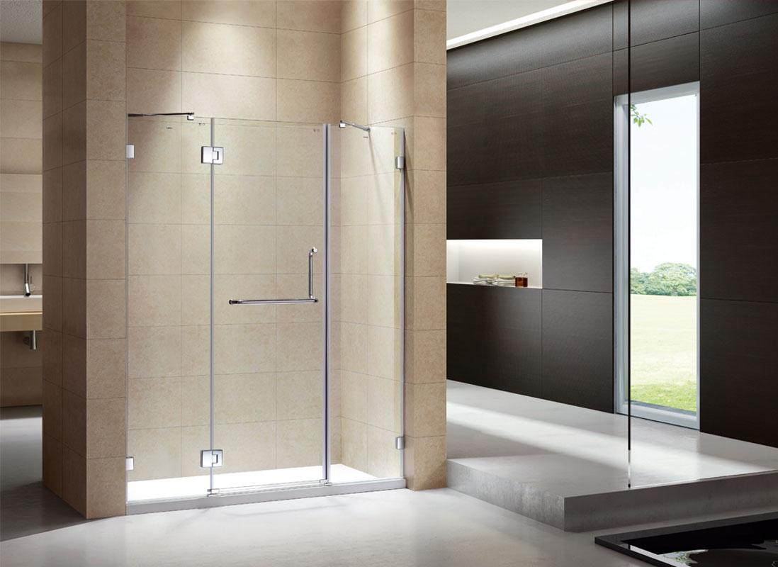 朗斯 平开门式 ZHENNI淋浴房