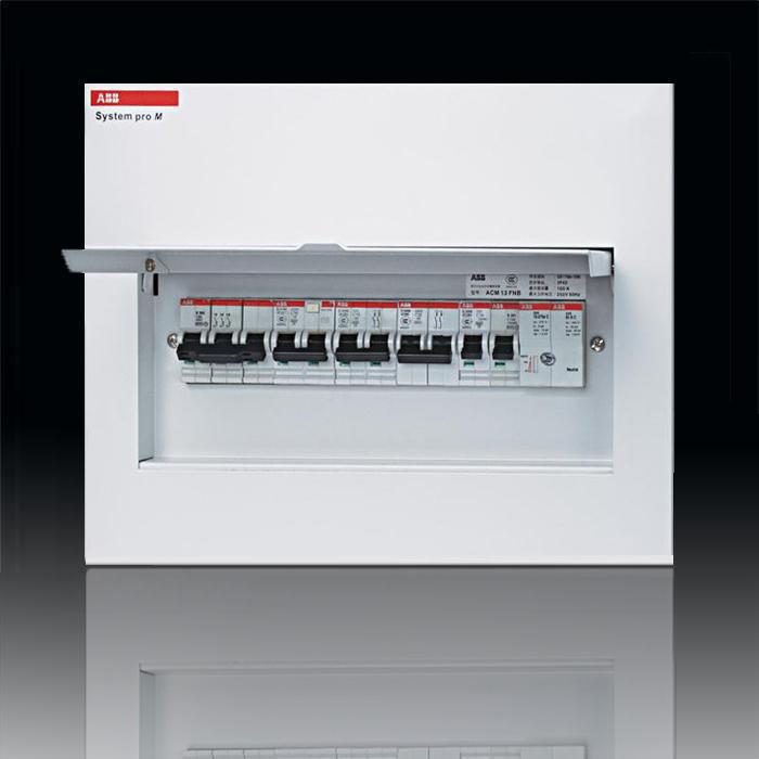ABB 室内 ABB八路配电箱配电箱