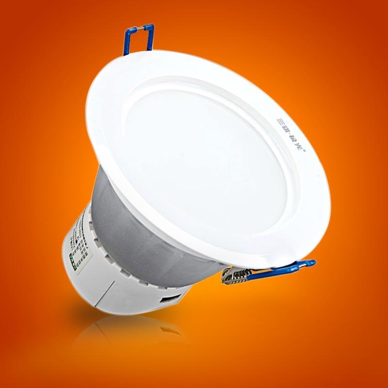 三雄·极光 铝合金LED PAK560230筒灯