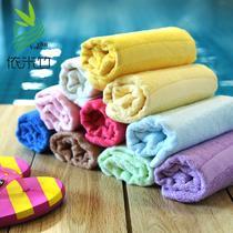 竹纤维11s-15s洁面美容毛巾百搭型 美容巾