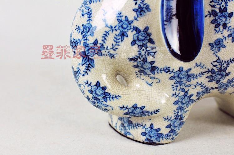墨菲 陶瓷动物 140209摆件