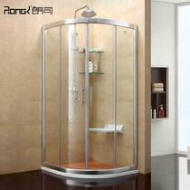 开放式弧扇型 WL302淋浴房