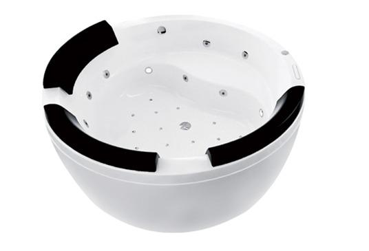 美标 有机玻璃独立式 CT-6798/CT-6718浴缸