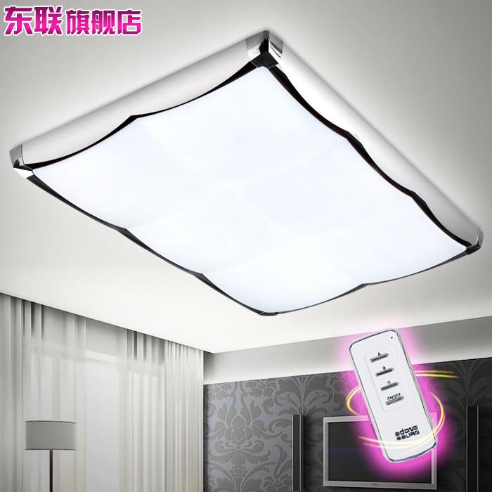东联 简约现代正方形LED X137吸顶灯