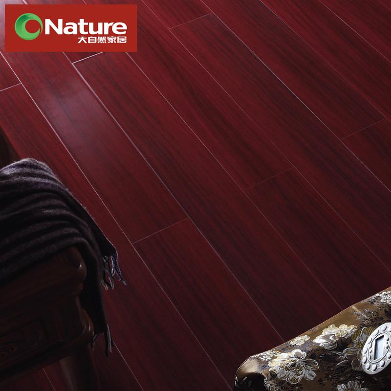 大自然 高密度纤维板单锁口 MG0001地板