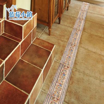 蓝莓小镇 仿石纹室内地砖美式乡村 d4515-1瓷砖