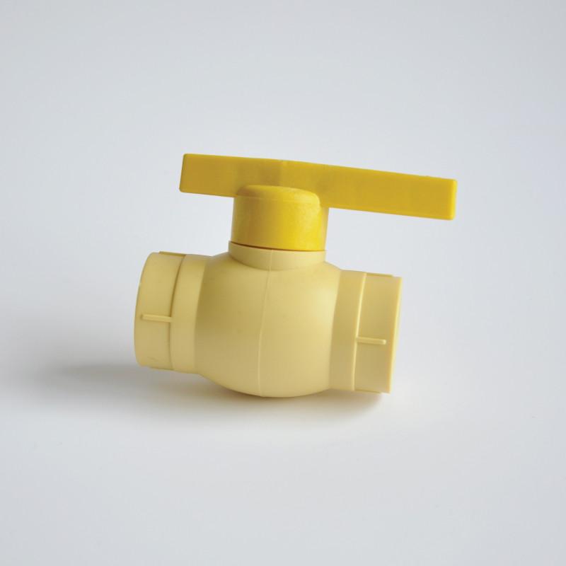 美尔固 DN25(6分管 ) 阻光管件铜芯球阀管材