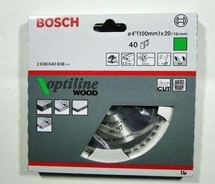 博世 正品Bosch/博世圆锯片锯片