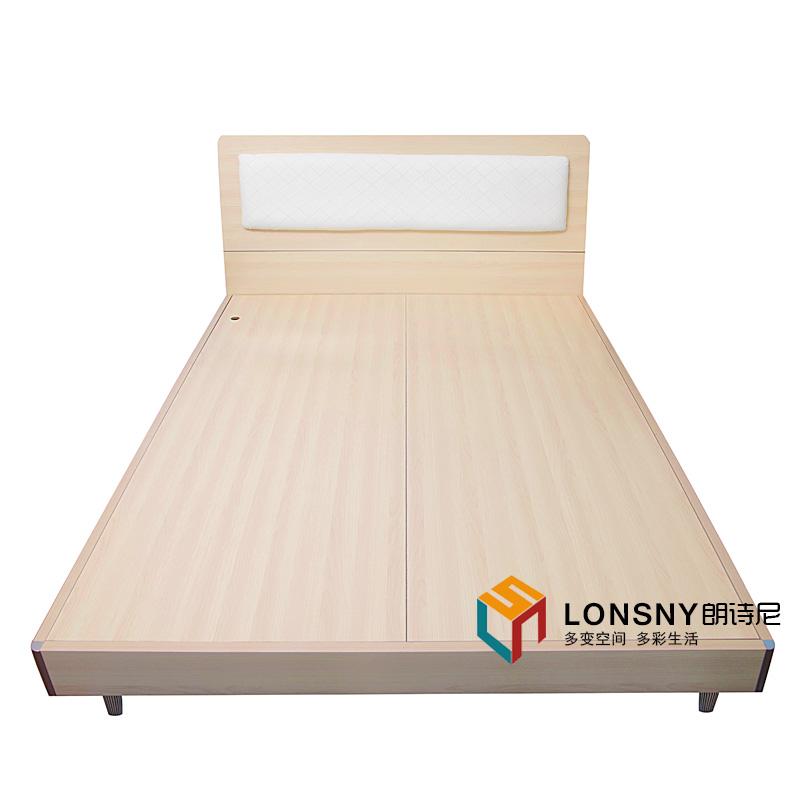 厢体床组装步骤