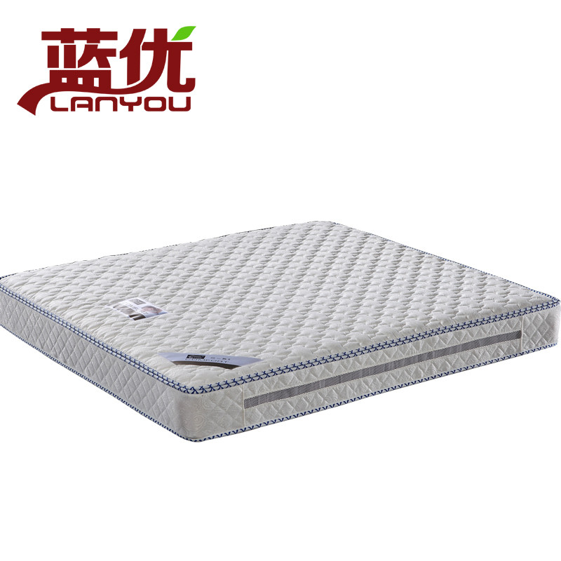 蓝优 天然乳胶床垫图片色成人 床垫