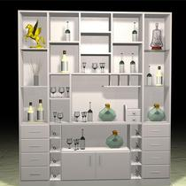 投影面积 酒柜柜体300深/E1级密度板依莱特定制衣柜定制衣柜