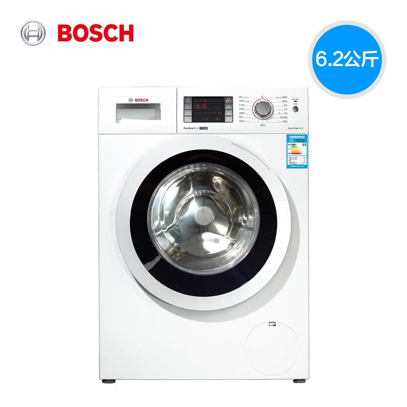 博世 全自动前开式 XQG62-WLM204C00W洗衣机