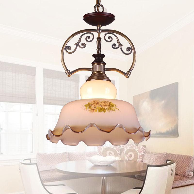 灯光闪烁 玻璃树脂合金欧式镂空雕花白炽灯节能灯led