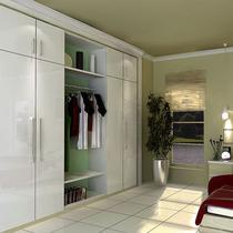 金钻烤漆门大自然温莎堡定制衣柜定制衣柜